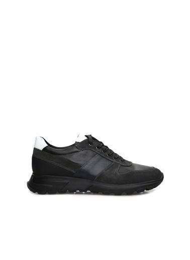 Divarese Divarese 5023878 Lacivert Süet Erkek Sneaker Erkek Sneakers Lacivert